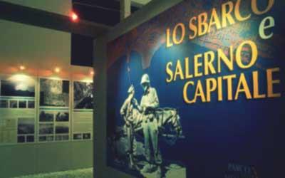 Lo Sbarco e Salerno Capitale